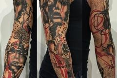 Tattoo by Guido Schmitz