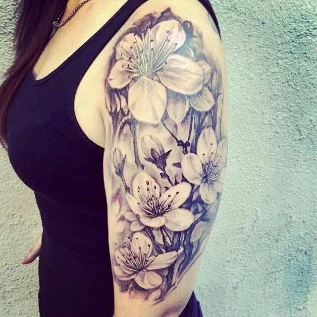 cd4db267f Best Sleeve Tattoos Ideas For Indian Girls   Tattoo Cultr