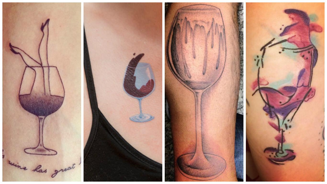 Best Tattoo Ideas For Wine Lovers Tattoo Cultr
