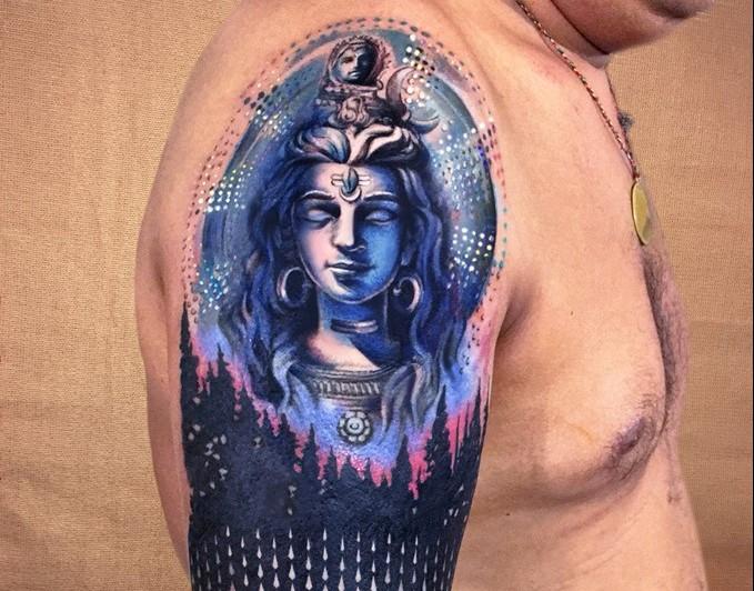 10 mesmerising Shiva tattoos that will make you go BOOM!