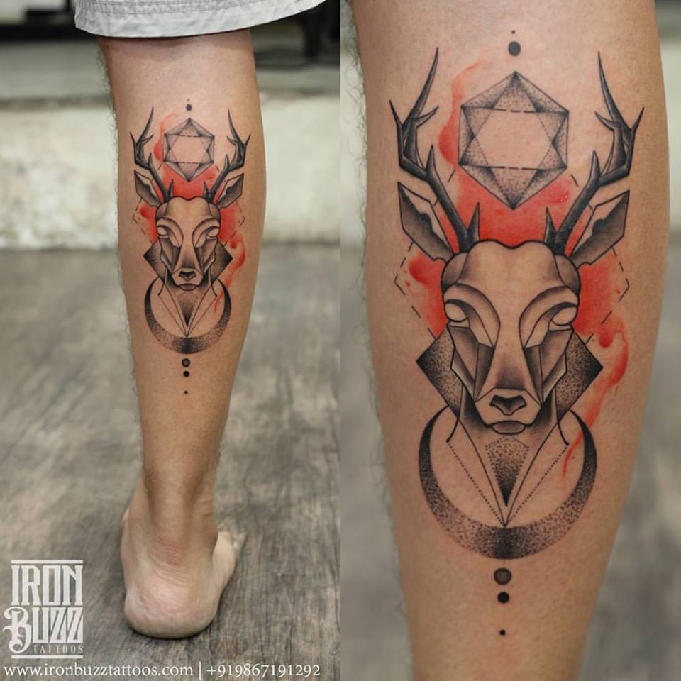 Image credit: Iron Buzz Tattoos