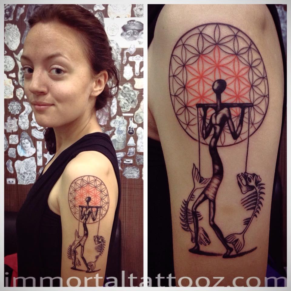 Image credit: Immortal Tattoos