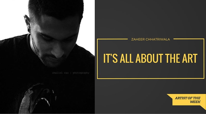 Zaheer Chhatriwala: Art and Nothing Else
