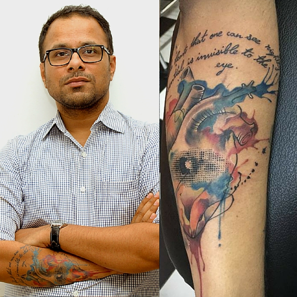 #MyTattooStory: Why would anybody want to get a tattoo done? Seriously, why?