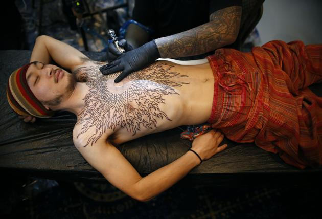 Why more Indian tattoo artists should have visited Nepal Tattoo Convention 2016