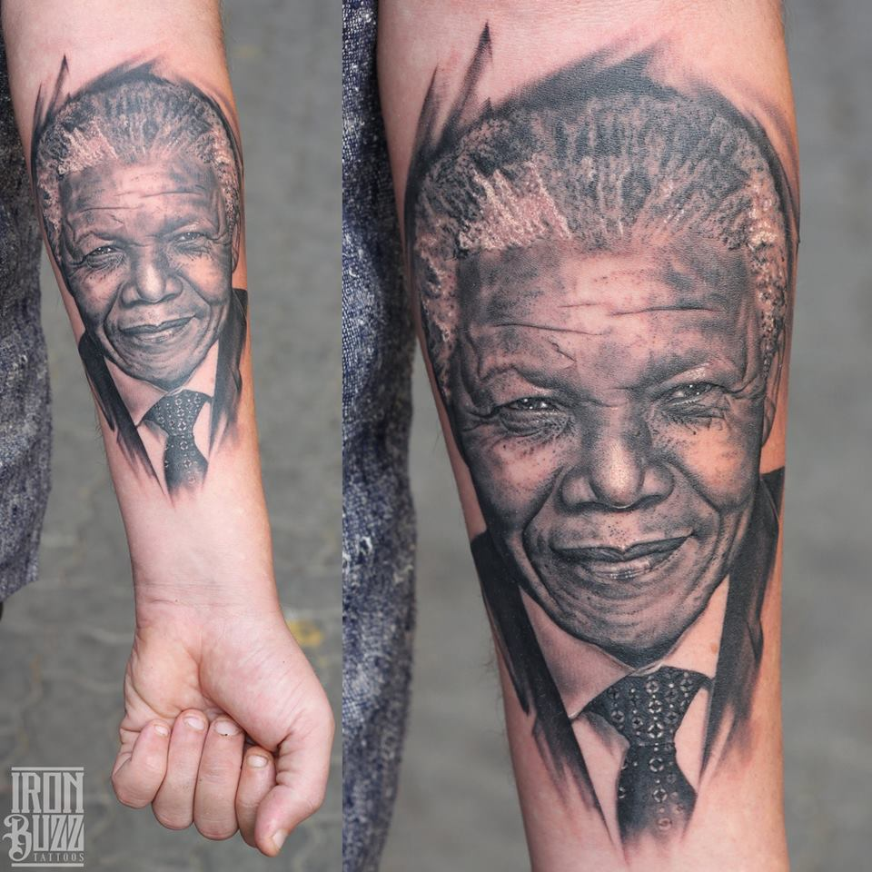 Image Credit: Iron Buzz Tattoos
