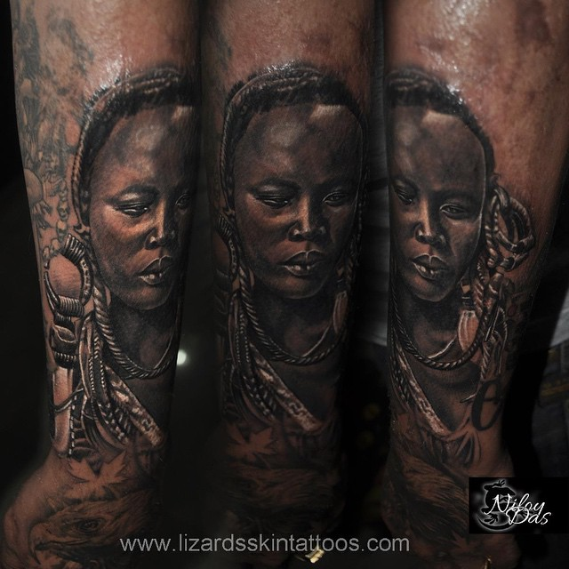 Image Credit: Lizard's Skin Tattoo Studio