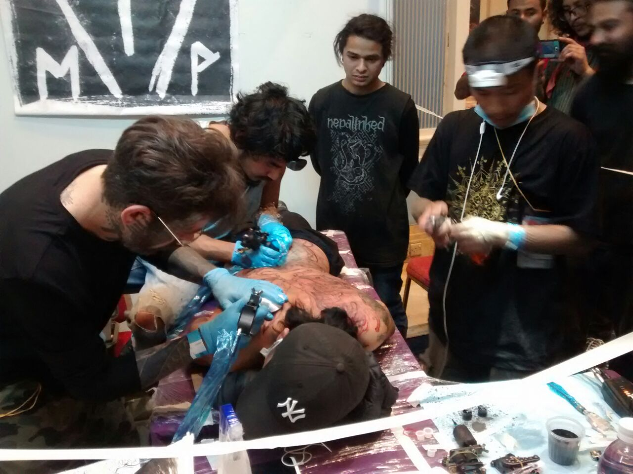 Nepal Tattoo Convention 2016: #ThePowerOfWe