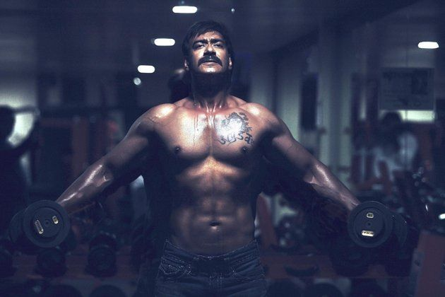 Is Sanjay Dutt the real reason behind Ajay Devgn's tattoo?
