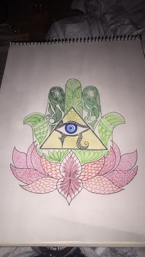 Nidhi's sketch