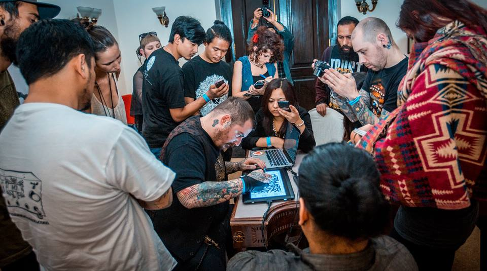 Image Credit: Nepal Tattoo Convention 2016