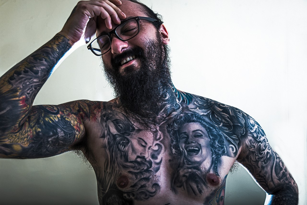 The tales and trials of being India's first tattoo collector