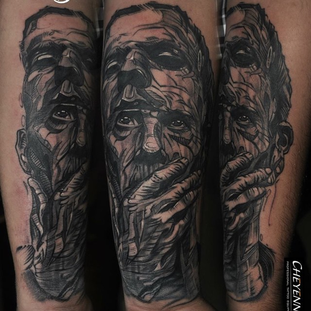 Tattoo by Niloy Das