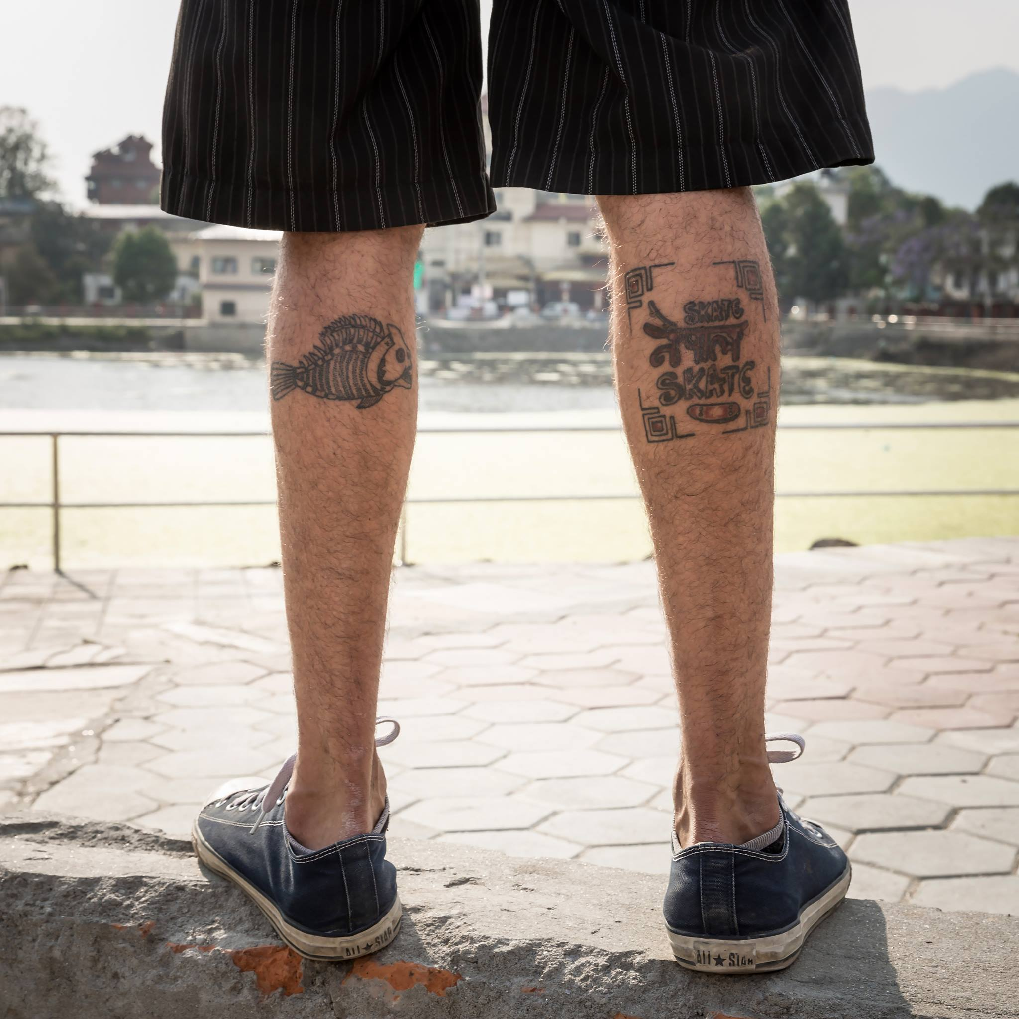 How tattoos and skateboarding found their long lost friendship in Nepal Inked 2016
