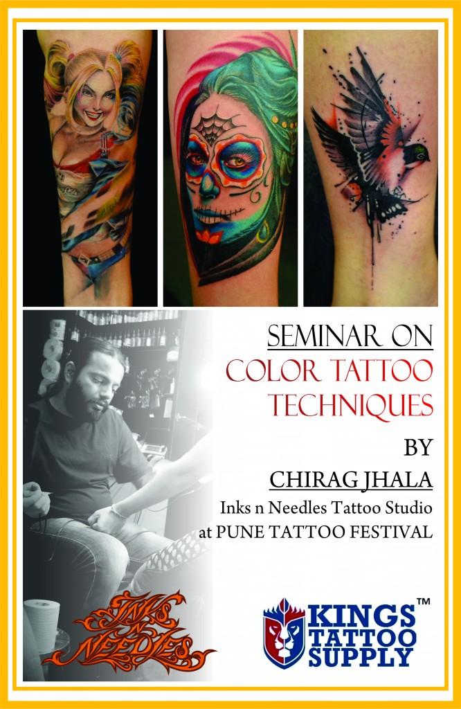 Seminar On Color Techniques