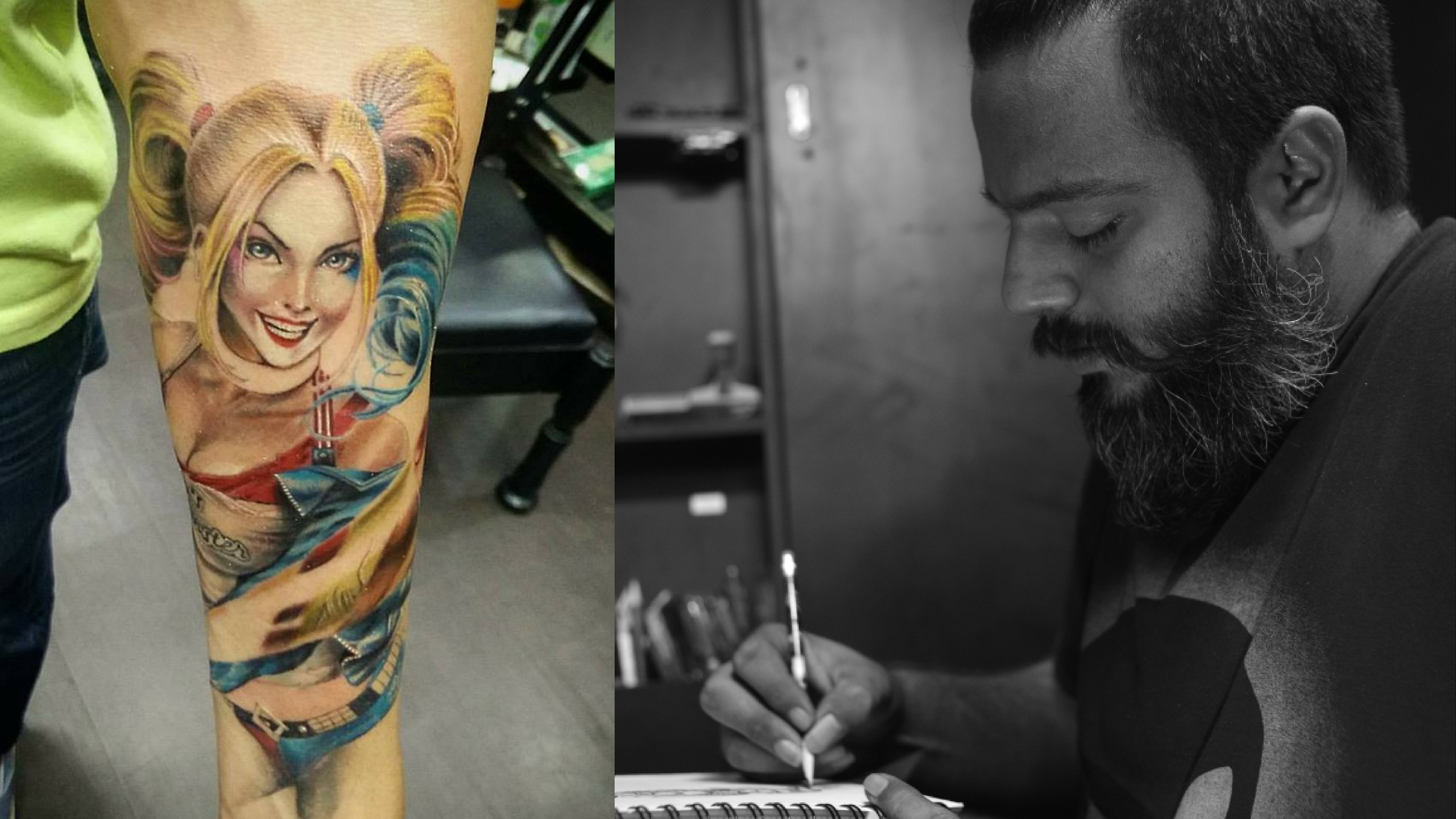 Tattoo Seminar Preview: Explore the tattooing expertise and mastery of Chirag Jhala
