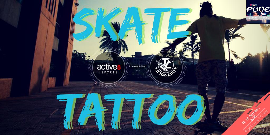 skate&Tattoo