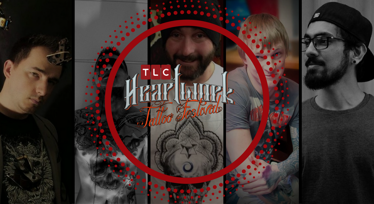 We're less than a month away from TLC Heartwork Tattoo Festival 2016. #Excited