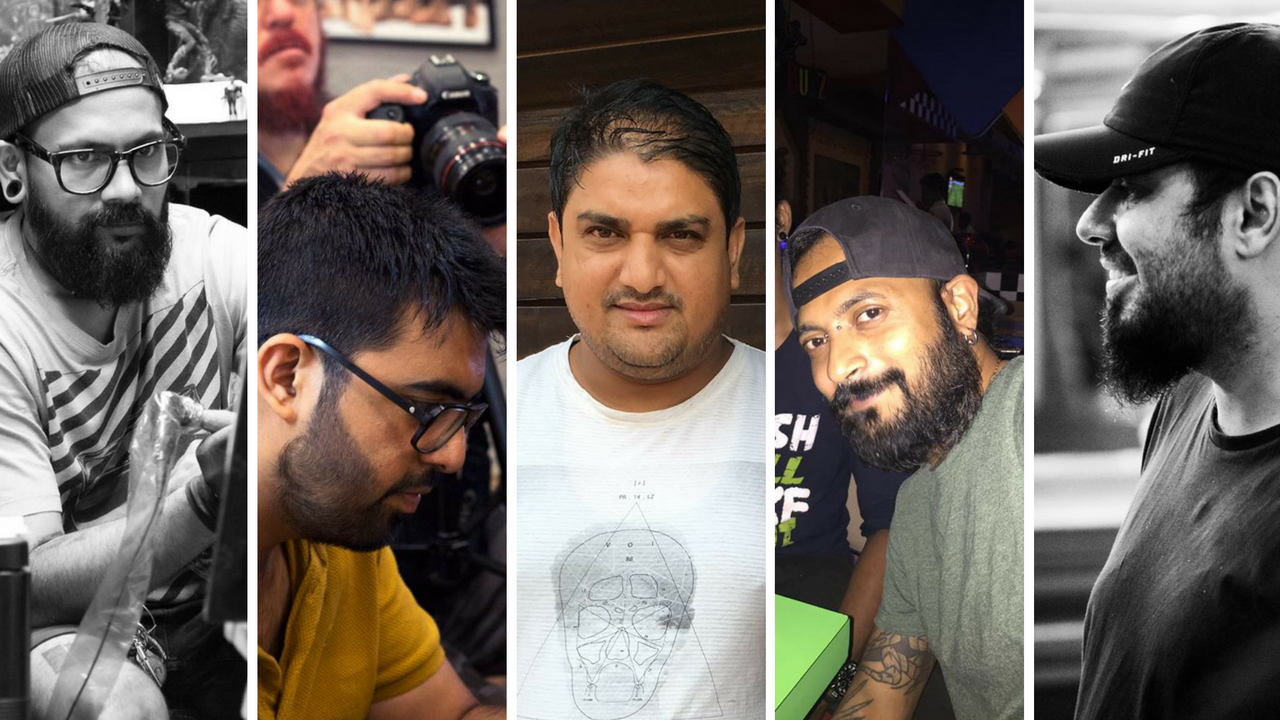 India International Tattoo Convention: Artists worth attending for