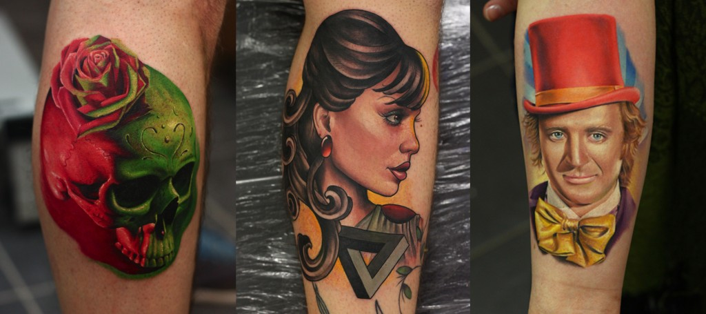 Tattoos by John Anderton