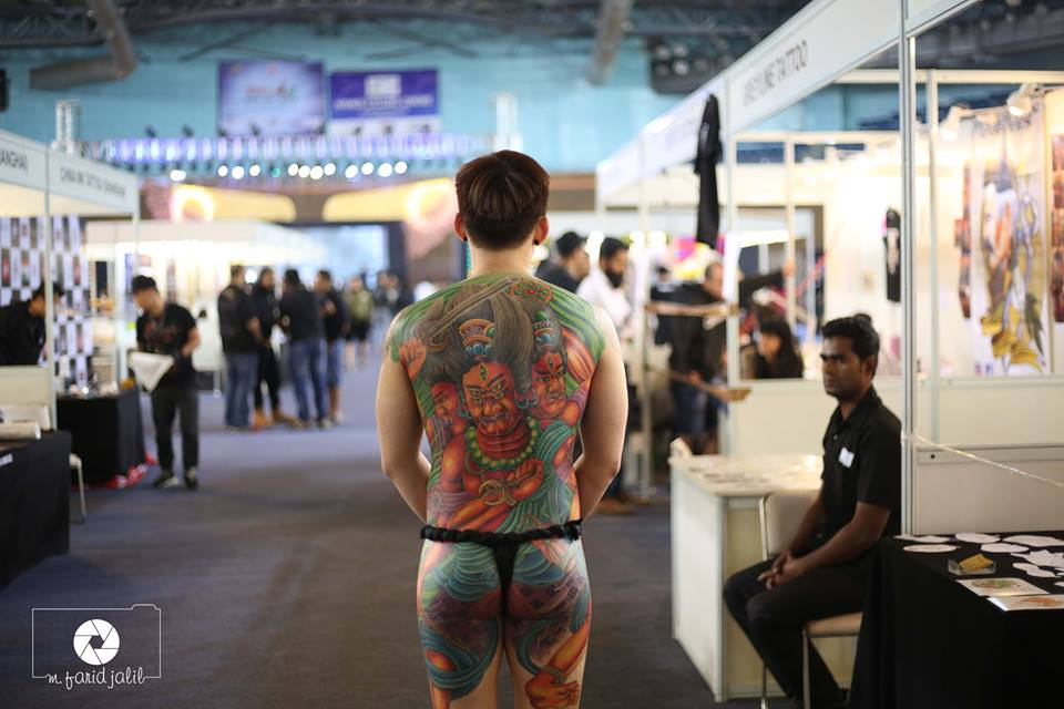 Heartwork Tattoo Festival 2016: The tattoos that left us trippin'