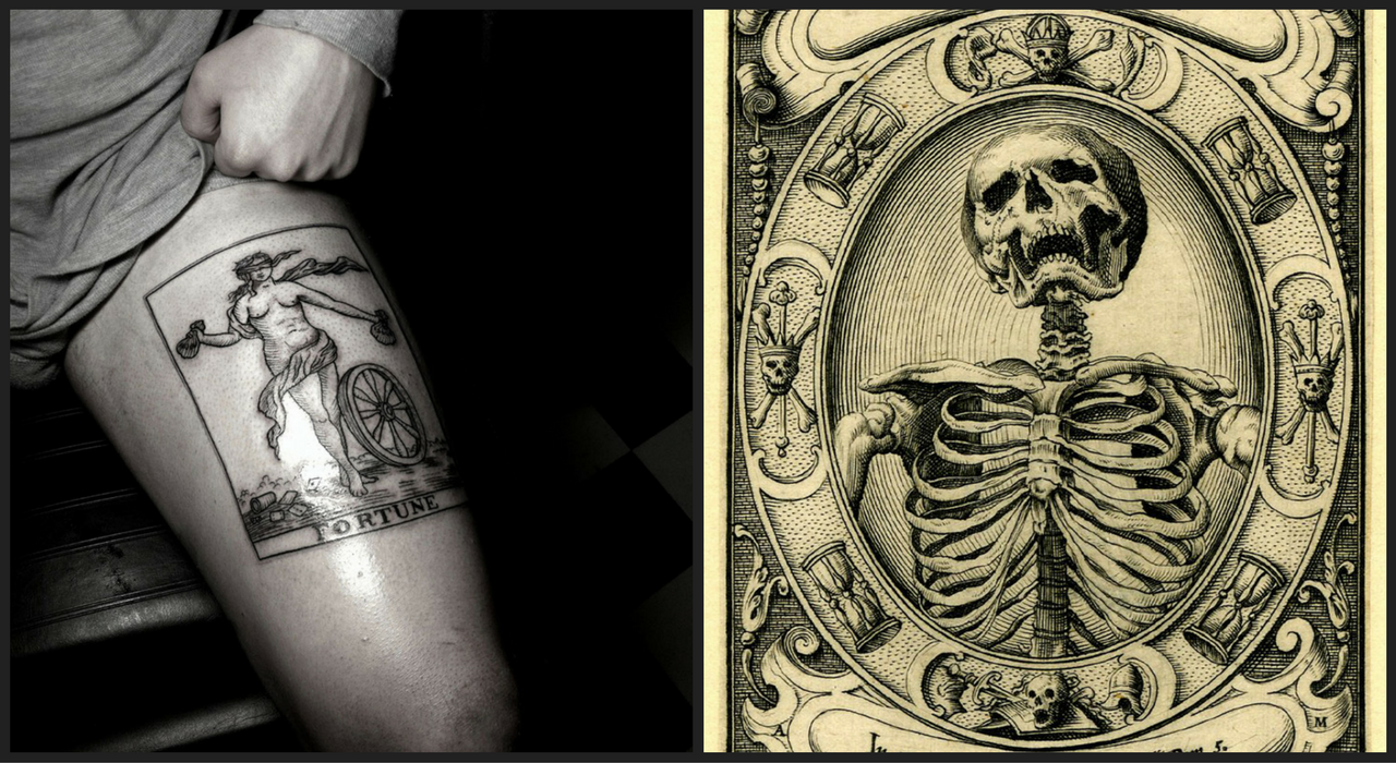 Tarot Card Tattoos Tattoo Cultr