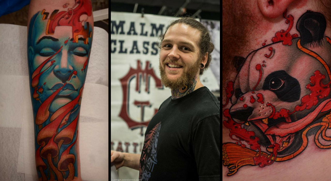 In conversation with: Jacob Wiman, the prime specimen of modern tattoo evolution