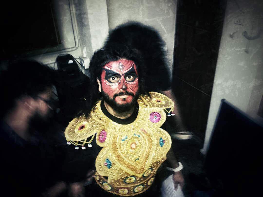 Meet Daira's tattooed vocalist, Piyush Kapoor