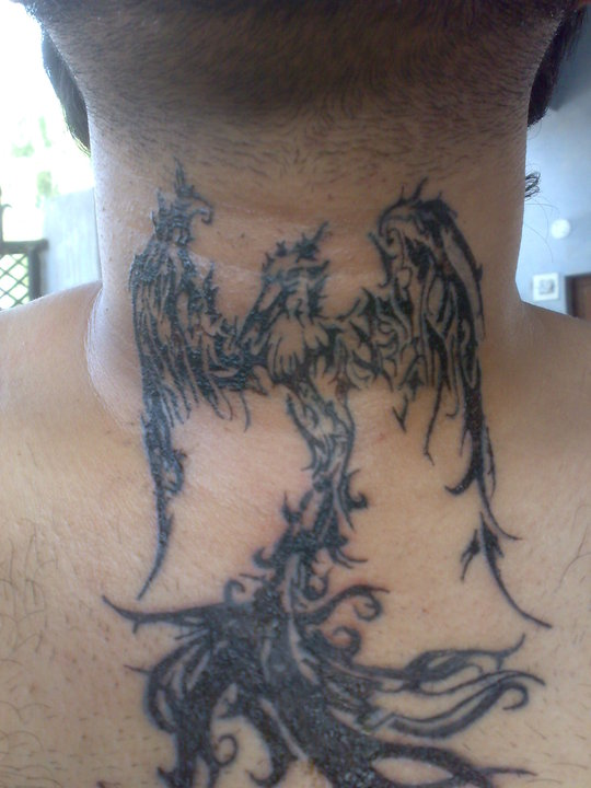 Tattoo by Fahad, Lucknow