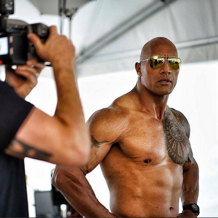 Image Credit: 'Dwayne The Rock Johnson' official facebook page