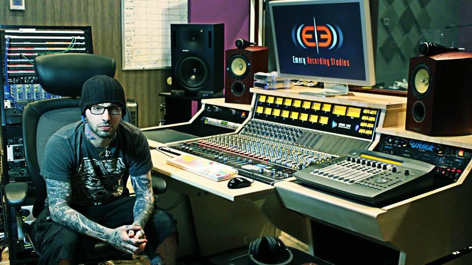 At Emery Recording Studios