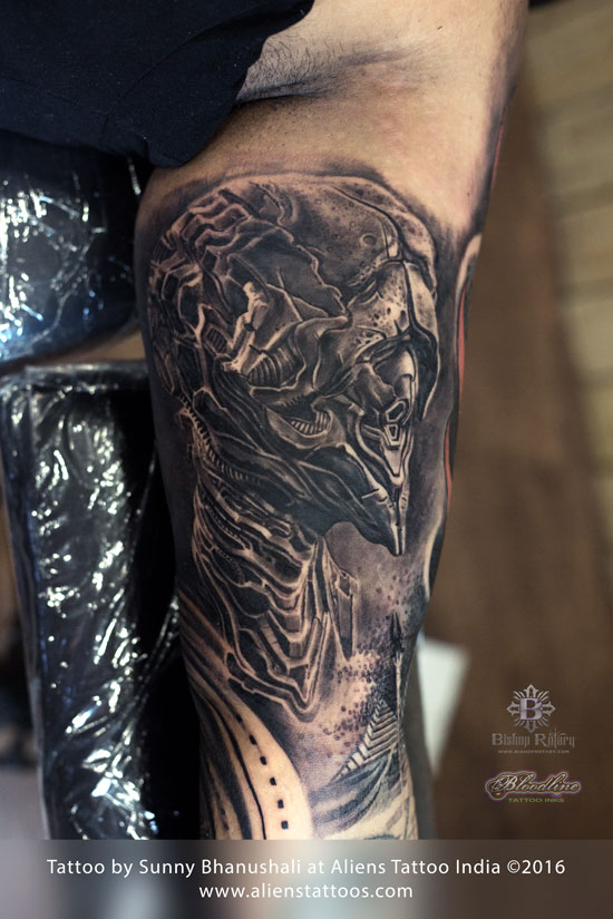 Image Courtesy: Aliens Tattoo