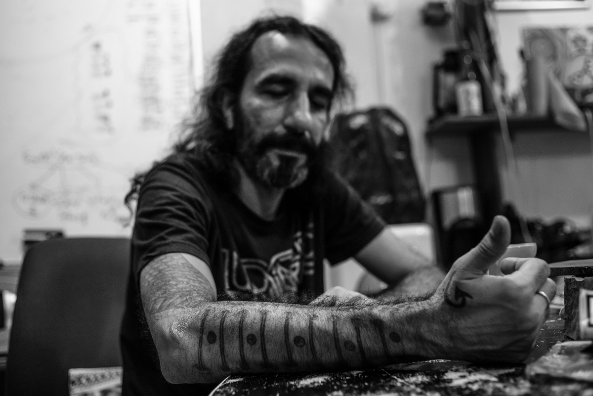 Chintan Kalra: Everyone should get one tattoo, at least