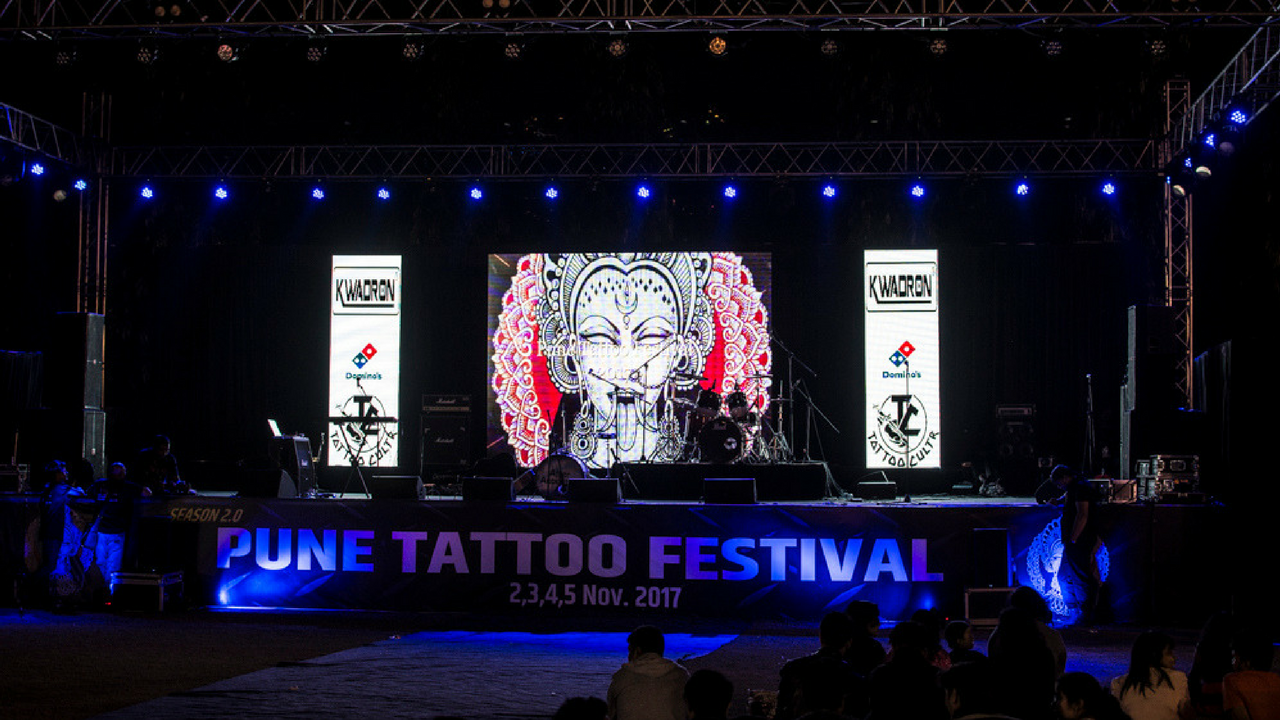 Pune Tattoo Festival 2017: BIGGEST INDIAN TATTOO CONVENTION EVER