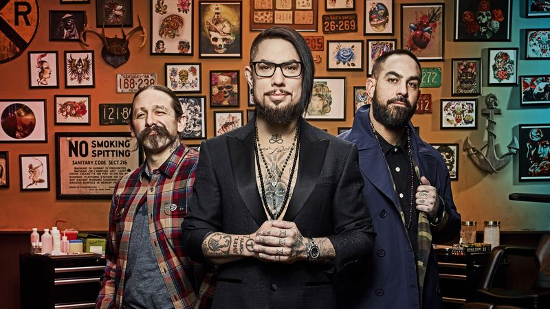 Calling out the BS that is 'Ink Master', your favourite tattoo reality show