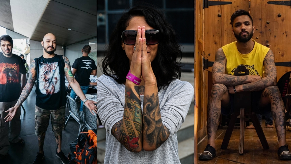 We asked Desi tattoo collectors: What's it like to be heavily tattooed in our society?