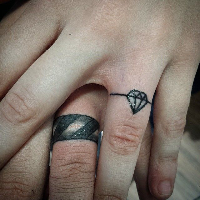 Cliche ring tattoos