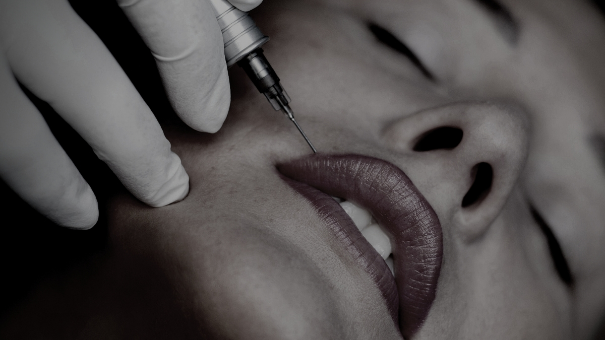 Eyeball tats are weird, but not red lips forever? Welcome to the world of permanent makeup