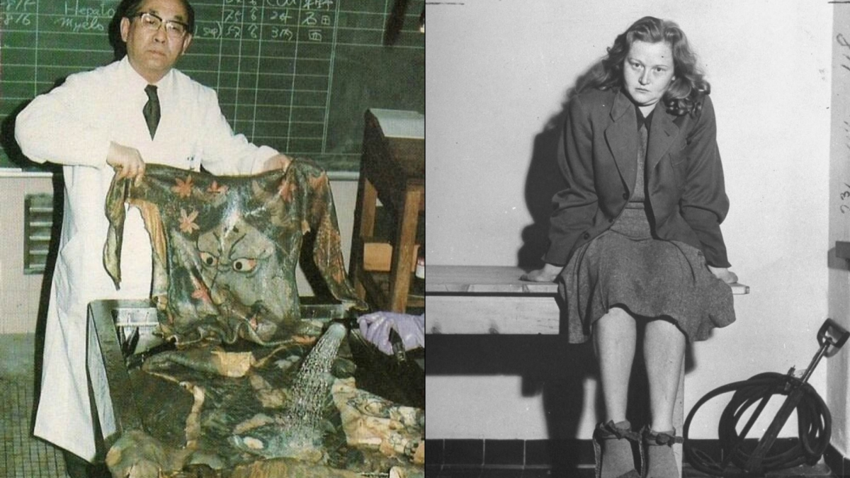 Dr. Fukushi Masaichi and Ilse Koch: Two twisted tales of obsession for tattooed human skins
