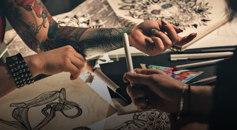 """Why it's important to have a """"dirty"""" apprenticeship to be a true tattooer"""