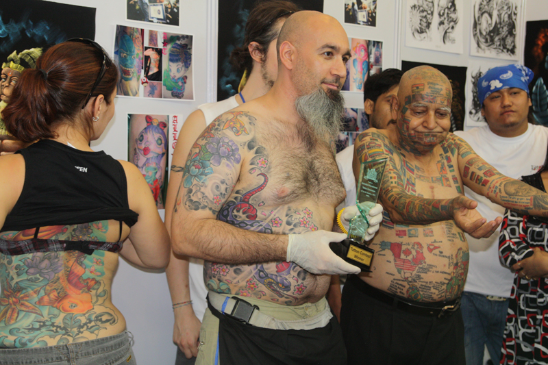 The tattoo universe is coming to Faridabad, this November. You need to know why