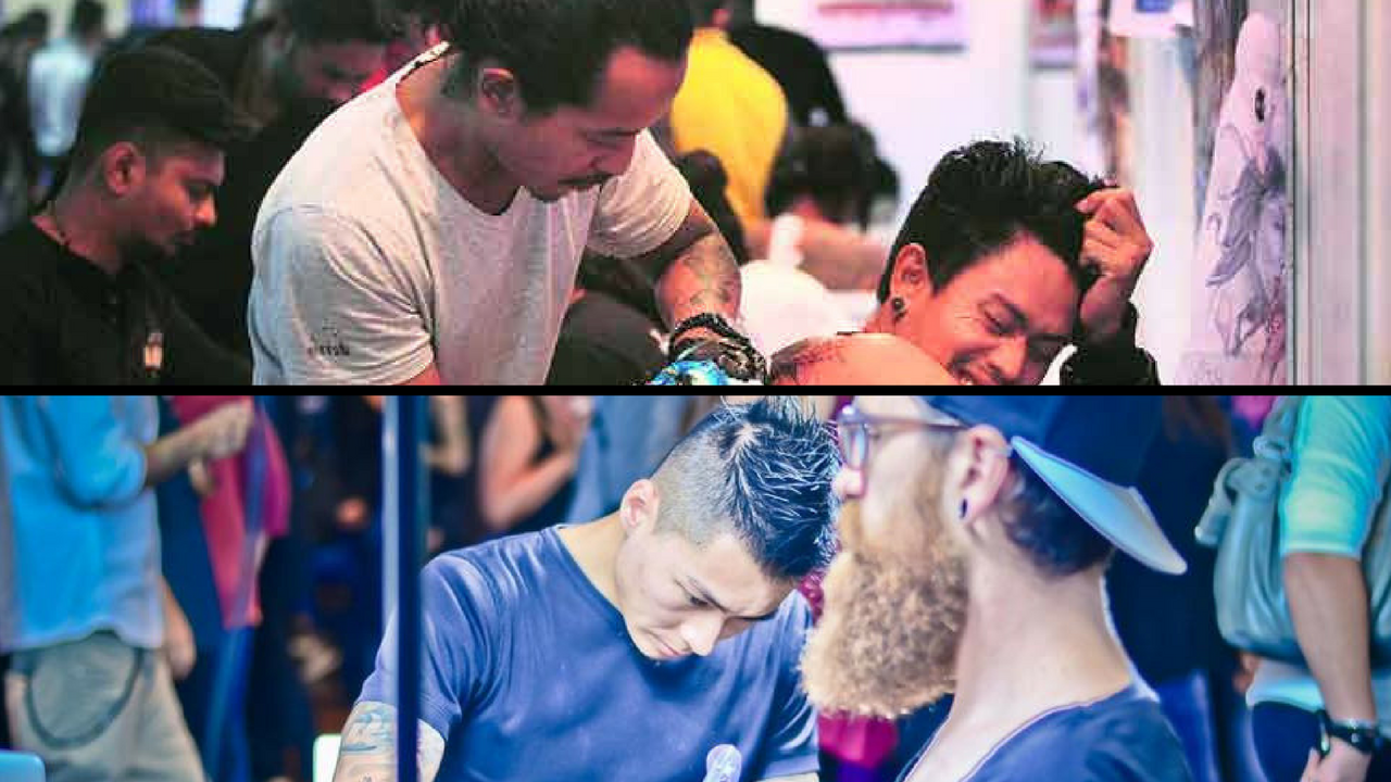 Heartwork Tattoo Festival 2016 – India's claim to be a global tattoo hotspot