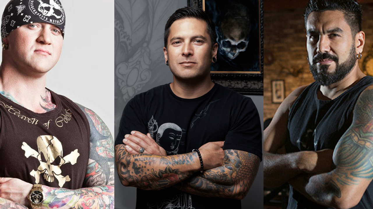 The tattoo universe is descending on Delhi this December. Where will you be?