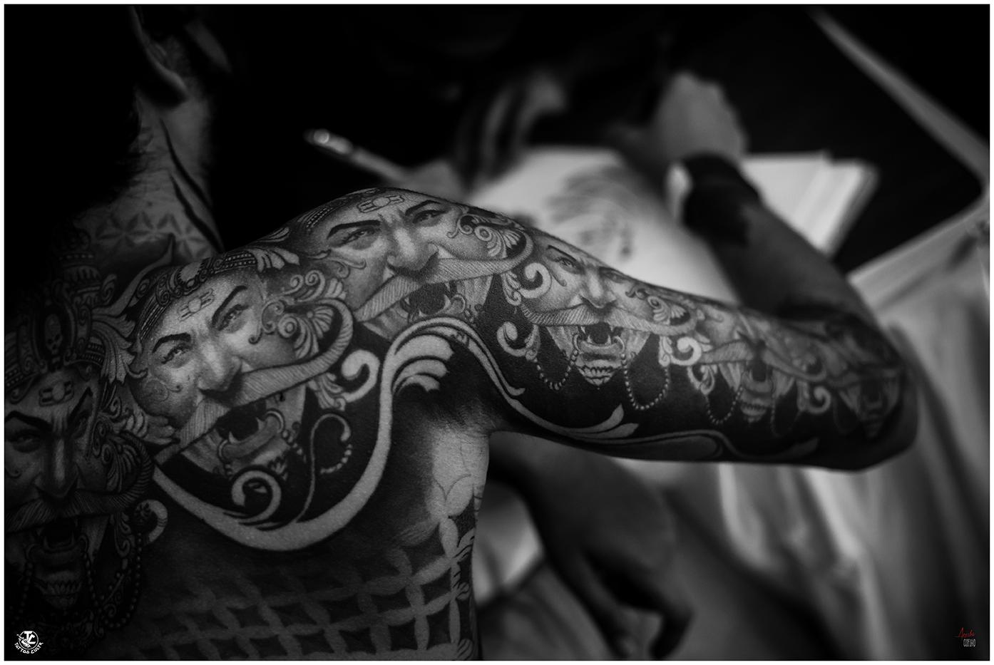 Goa Tattoo Festival 2018: Stunning photographs capture the essence of Goa's tattoo party