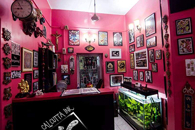 Calcutta Ink Tattoo Studio
